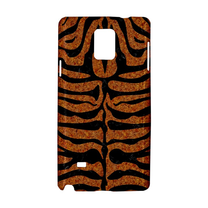 SKIN2 BLACK MARBLE & RUSTED METAL Samsung Galaxy Note 4 Hardshell Case
