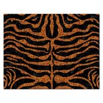 SKIN2 BLACK MARBLE & RUSTED METAL (R) Rectangular Jigsaw Puzzl Front