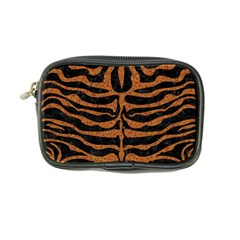 Skin2 Black Marble & Rusted Metal (r) Coin Purse