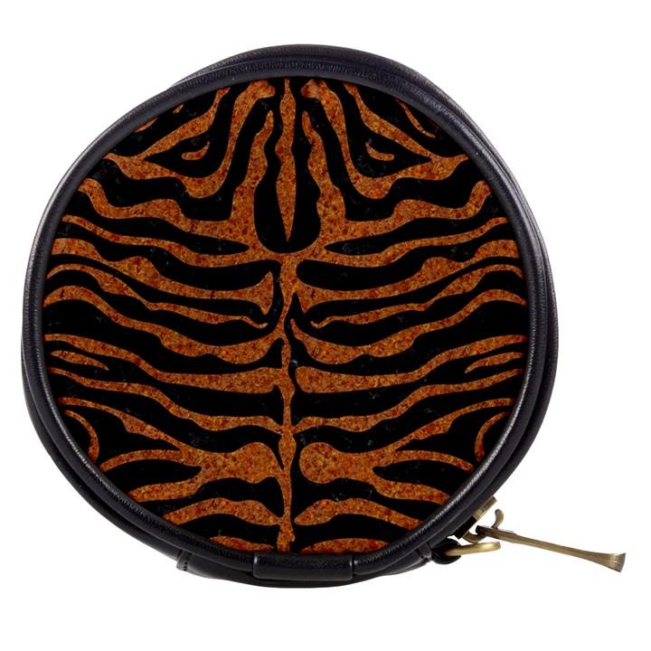 SKIN2 BLACK MARBLE & RUSTED METAL (R) Mini Makeup Bags