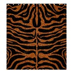 SKIN2 BLACK MARBLE & RUSTED METAL (R) Shower Curtain 66  x 72  (Large)  58.75 x64.8 Curtain