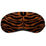 SKIN2 BLACK MARBLE & RUSTED METAL (R) Sleeping Masks Front