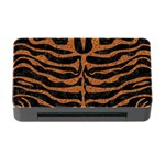 SKIN2 BLACK MARBLE & RUSTED METAL (R) Memory Card Reader with CF Front