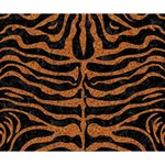 SKIN2 BLACK MARBLE & RUSTED METAL (R) Deluxe Canvas 14  x 11  14  x 11  x 1.5  Stretched Canvas