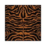 SKIN2 BLACK MARBLE & RUSTED METAL (R) Acrylic Tangram Puzzle (6  x 6 ) Front