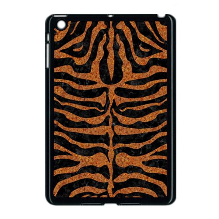 SKIN2 BLACK MARBLE & RUSTED METAL (R) Apple iPad Mini Case (Black)