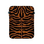 SKIN2 BLACK MARBLE & RUSTED METAL (R) Apple iPad 2/3/4 Protective Soft Cases Front