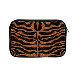 SKIN2 BLACK MARBLE & RUSTED METAL (R) Apple iPad Mini Zipper Cases Front