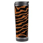 SKIN2 BLACK MARBLE & RUSTED METAL (R) Travel Tumbler Right