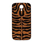SKIN2 BLACK MARBLE & RUSTED METAL (R) Samsung Galaxy S4 I9500/I9505  Hardshell Back Case Front