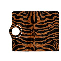 Skin2 Black Marble & Rusted Metal (r) Kindle Fire Hdx 8 9  Flip 360 Case