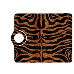 SKIN2 BLACK MARBLE & RUSTED METAL (R) Kindle Fire HDX 8.9  Flip 360 Case Front