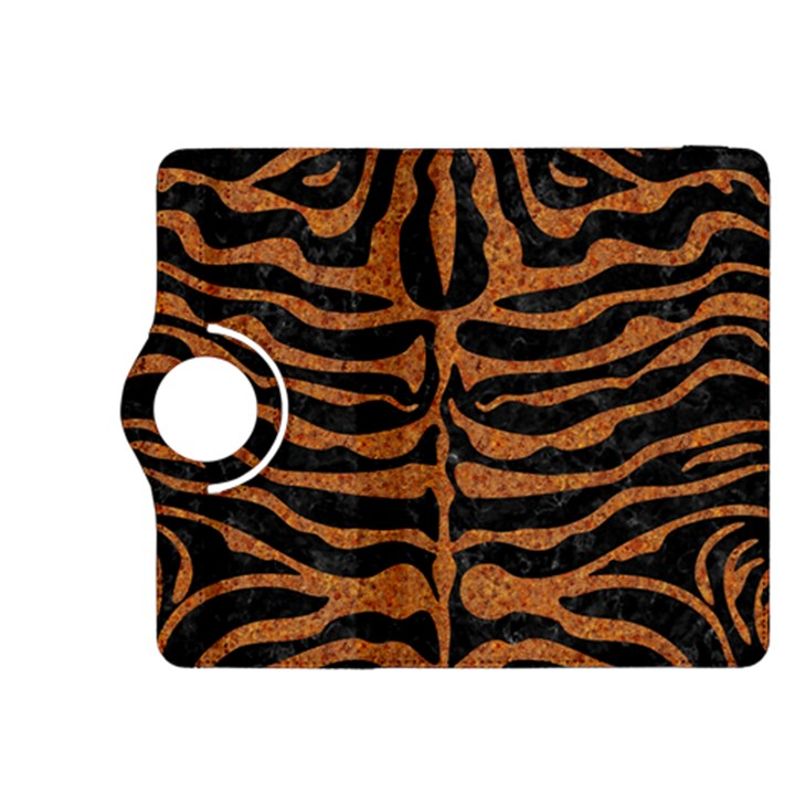 SKIN2 BLACK MARBLE & RUSTED METAL (R) Kindle Fire HDX 8.9  Flip 360 Case