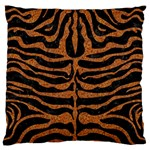 SKIN2 BLACK MARBLE & RUSTED METAL (R) Standard Flano Cushion Case (One Side) Front