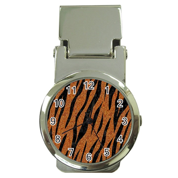 SKIN3 BLACK MARBLE & RUSTED METAL Money Clip Watches