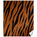 SKIN3 BLACK MARBLE & RUSTED METAL Canvas 8  x 10  10.02 x8 Canvas - 1