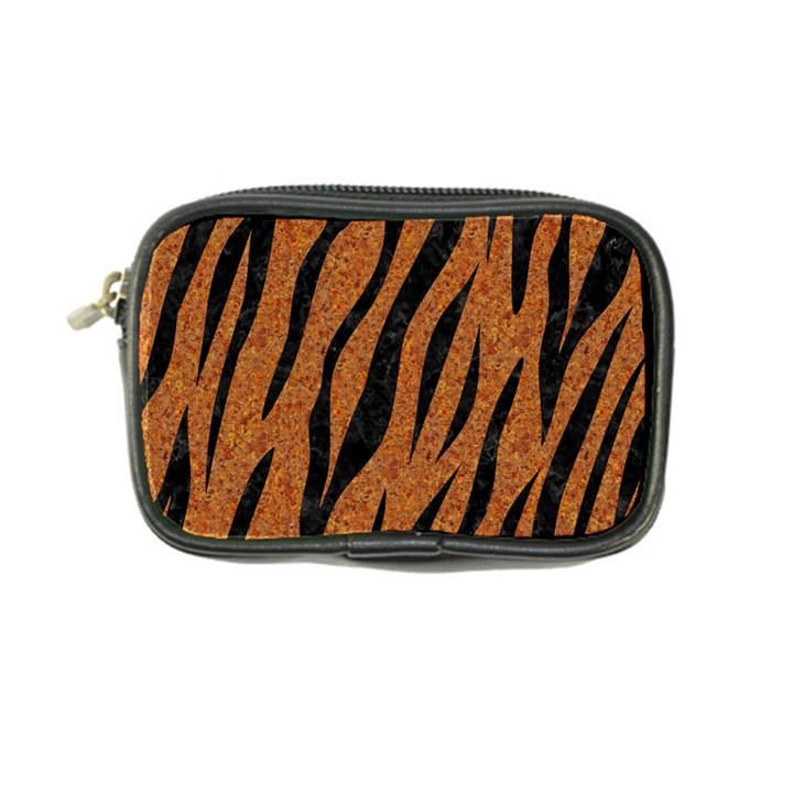 SKIN3 BLACK MARBLE & RUSTED METAL Coin Purse