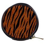 SKIN3 BLACK MARBLE & RUSTED METAL Mini Makeup Bags Front