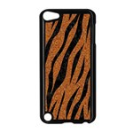 SKIN3 BLACK MARBLE & RUSTED METAL Apple iPod Touch 5 Case (Black) Front
