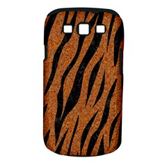 Skin3 Black Marble & Rusted Metal Samsung Galaxy S Iii Classic Hardshell Case (pc+silicone)