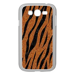 Skin3 Black Marble & Rusted Metal Samsung Galaxy Grand Duos I9082 Case (white)