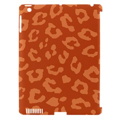 Autumn Animal Print 3 Apple Ipad 3/4 Hardshell Case (compatible With Smart Cover)