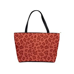 Autumn Animal Print 4 Shoulder Handbags