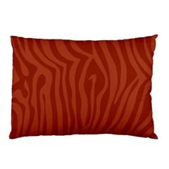 Autumn Animal Print 8 Pillow Case (two Sides)