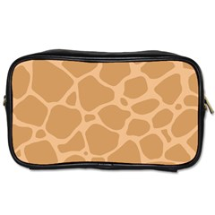 Autumn Animal Print 10 Toiletries Bags 2 Side