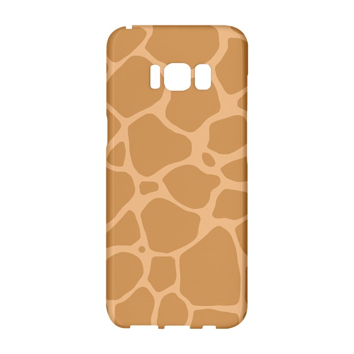 Autumn Animal Print 10 Samsung Galaxy S8 Hardshell Case