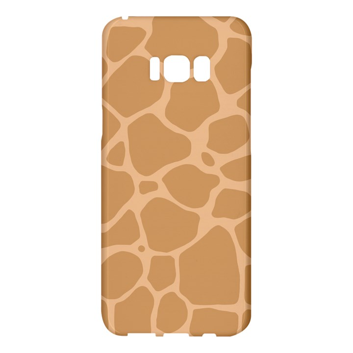 Autumn Animal Print 10 Samsung Galaxy S8 Plus Hardshell Case