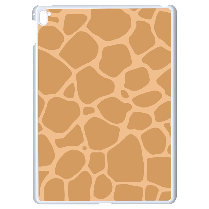 Autumn Animal Print 10 Apple iPad Pro 9.7   White Seamless Case