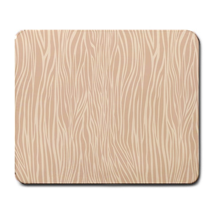 Autumn Animal Print 11 Large Mousepads