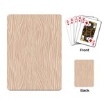 Autumn Animal Print 11 Playing Card Back