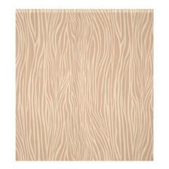 Autumn Animal Print 11 Shower Curtain 66  X 72  (large)