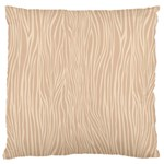 Autumn Animal Print 11 Large Cushion Case (Two Sides) Front