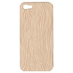 Autumn Animal Print 11 Apple Iphone 5 Hardshell Case