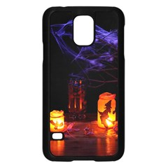 Awaiting Halloween Night Samsung Galaxy S5 Case (black)