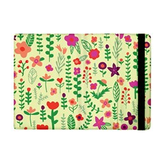 Cute Doodle Flowers 5 Ipad Mini 2 Flip Cases