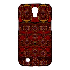 Pumkins  In  Gold And Candles Smiling Samsung Galaxy Mega 6 3  I9200 Hardshell Case