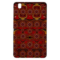 Pumkins  In  Gold And Candles Smiling Samsung Galaxy Tab Pro 8 4 Hardshell Case