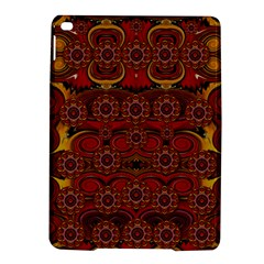 Pumkins  In  Gold And Candles Smiling Ipad Air 2 Hardshell Cases