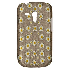 Star Fall Of Fantasy Flowers On Pearl Lace Galaxy S3 Mini