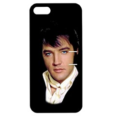 Elvis Presley Apple Iphone 5 Hardshell Case With Stand