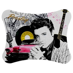 Elvis Presley Collage Jigsaw Puzzle Photo Stand (bow)