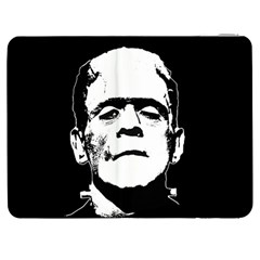 Frankenstein s Monster Halloween Samsung Galaxy Tab 7  P1000 Flip Case