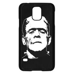 Frankenstein s Monster Halloween Samsung Galaxy S5 Case (black)