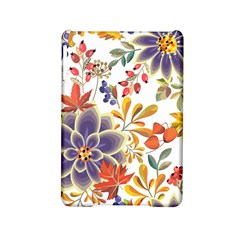 Autumn Flowers Pattern 5 Ipad Mini 2 Hardshell Cases