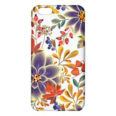 Autumn Flowers Pattern 5 Iphone 6 Plus/6s Plus Tpu Case