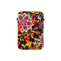Autumn Flowers Pattern 6 Apple Ipad Mini Protective Soft Cases